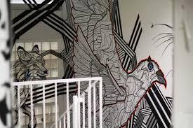 Haus Berlin The Haus U003c 150 Urban Art Künstler übernehmen Leerstehendes
