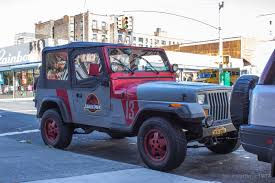 jurassic park tour car jeep wrangler jurassic park by sonicteambronx on deviantart