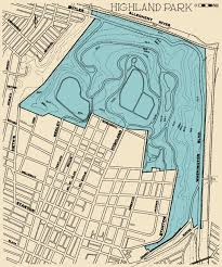 Pittsburgh Pa Map Highland Park Reservoir Rd Ped Tunnel Bridges And Tunnels Of