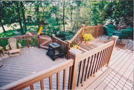 suncraft deck builder timbertech decks columbus central ohio