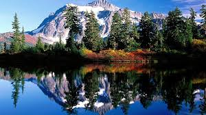 blue reflections wallpapers 640x480 wallpapers page 1827 mountain cool warm reflections