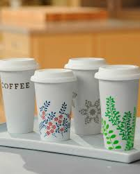 different shapes coffee mug online personalized coffee mugs u0026 video martha stewart