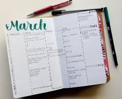financial planning in my bullet journal u2013 pretty prints u0026 paper