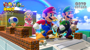 Super Colorful Another Batch Of Colorful Super Mario 3d World Screens U2013 Mario