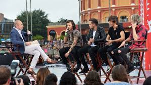 Today Show by One Direction Takes Over Today U2014 But Zayn Malik Misses Out With
