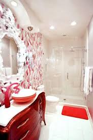 Red Bathroom Designs Colors 34 Best Color Bathrooms Images On Pinterest Bathroom Ideas Room