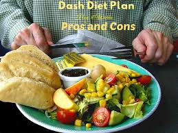 what is the dash diet plan how it works pros and cons