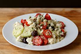 happy thanksgiving in greek cookistry greek salad from ikaria lessons on food life and