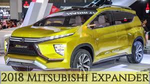 mitsubishi mpv interior 2018 mitsubishi expander crossover mpv interior exterior and