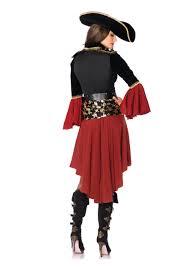 female pirate halloween costume cruel seas captain costume