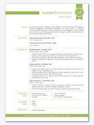 modern resume template word jospar