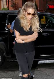 rita ora u0027s hand tattoo is mysteriously back in place as she steps