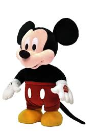 amazon mickey u0026 minnie mouse soft toys toys u0026 games