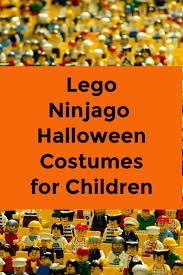 Lego Ninjago Halloween Costumes Lego Ninjago Halloween Costume Ideas U2013 Gift Ideas
