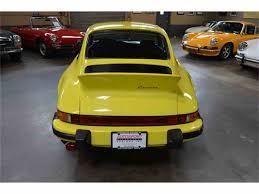 porsche ruf ctr2 1974 porsche 911 carrera 2 7 for sale classiccars com cc 1005417