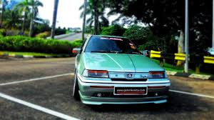 mitsubishi iswara proton mpi catalyst lowered share my ride gk132 galeri kereta
