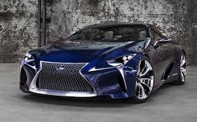 lexus blue color code report lexus lc coupe flagship approved for production