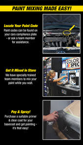 sca services paint mixing supercheap auto