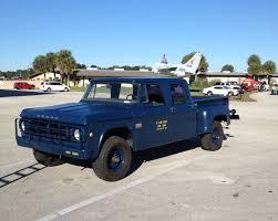 toyota service truck 1969 dodge w 200 power wagon air force truck crew cab slant six