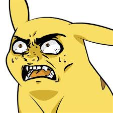 Mad Meme Face - pikachu meme 28 images blarghargh give pikachu a face know
