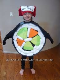 Chinese Halloween Costume Amazing Children U0027s Sushi Roll Chinese Box Halloween