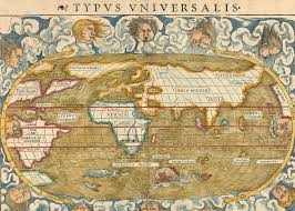 Mapping The World With Art by Digital Maps At The Osher Map Library Show Promise And Perils Of