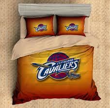 3d customize cleveland cavaliers bedding set duvet cover set