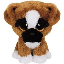 ty beanie boos boxer 15cm ty peluches juguetes