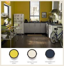 Behr Paint Kitchen Cabinets 50 Best Yellow Rooms Images On Pinterest Yellow Rooms Behr
