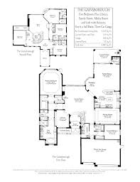 South Florida House Plans Stonebrook Estates Floor Plans And Community Profile