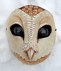 owl mask owl mask complete by missmonster on deviantart