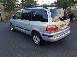 2002 ford galaxy 1 9tdi ghia 5 door estate manual 7 seats mpv