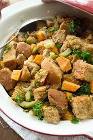 Crock Pot Dressing For Thanksgiving Crockpot Sweet Potato Stuffing