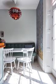 table in the kitchen steal this look a fairy tale kitchen in london remodelista