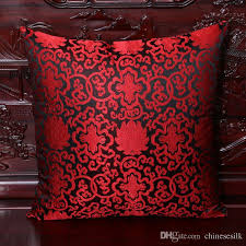 Outdoor Furniture Cushions Covers luxury elegant dobby cushion covers for chairs sofas car