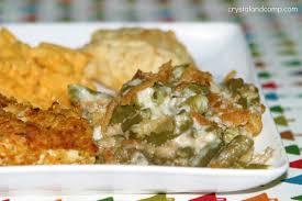 thanksgiving bean casserole easy green bean casserole