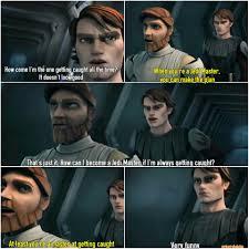 Star Wars Love Meme - at least obi wan did grant anakin a master prequelmemes