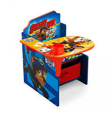 disney chair desk with storage delta children chair desk with storage bin nick jr paw patrol