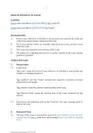 business u2013 leasing new zealand legal documents agreements