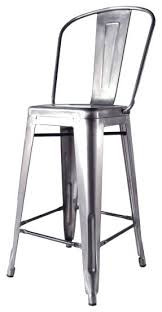 Industrial Metal Bar Stool Industrial Style Bar Stools With Back Furniture Bar Stool For