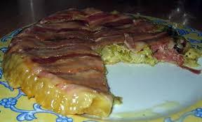 cuisiner le chou frisé recette de tatin savoyarde chou vert pruneau et reblochon