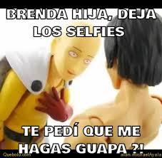 Brenda Memes - brenda hija deja los selfies te memes en quebolu
