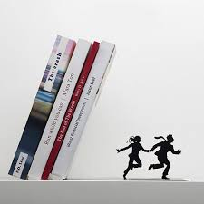 Book End Falling Books Bookend Awesome Stuff To Buy