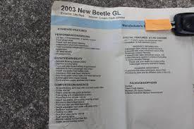 vwvortex com 2003 volkswagen new beetle gl manual transmission