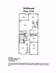 floor plans creekside