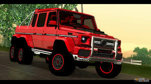 mercedes 6x6 700 brabus mercedes benz amg g63 6 x 6 for gta san andreas