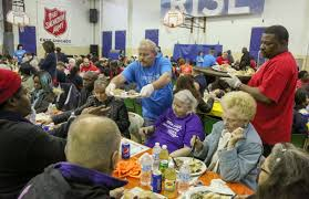 gallery east chicago salvation army thanksgiving dinner digital