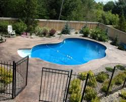 backyard swimming pool crafts home