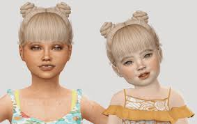 childs hairstyles sims 4 spring4sims toddler child ade issa hair for the sims 4 by