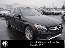 motor werks mercedes hoffman estates certified used 2017 mercedes c class c300 4d sedan m374469l